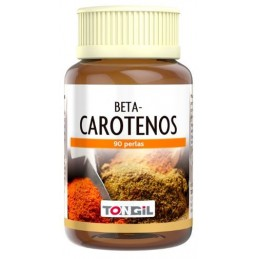 Beta-Carotenos 90 cápsulas...