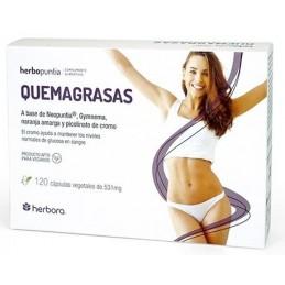 Quemagrasas 60 cápsulas Herbora
