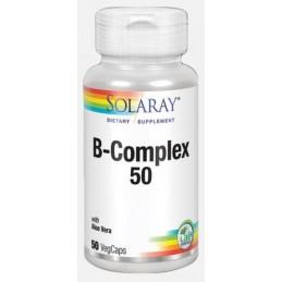 Vitamina B50 50 cápsulas...