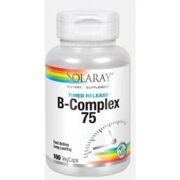 Vitamina B75 100 cápsulas...