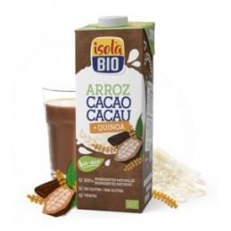Bebida Arroz Choco Quinoa...