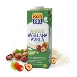 Bebida Arroz Avellanas 1l...