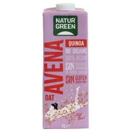 Bebida Avena Quinoa 1l...
