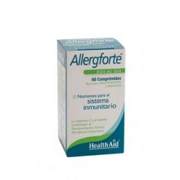 Allergforte 60 comprimidos HealthAid
