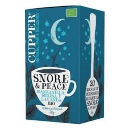 Snore & Peace Infusión BIO...