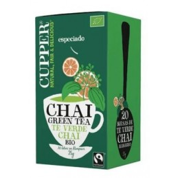 Te Verde Chai Infusión BIO...