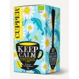 Keep Calm Infusión BIO Cupper