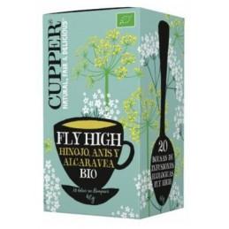 Flyhigh Infusión BIO Cupper