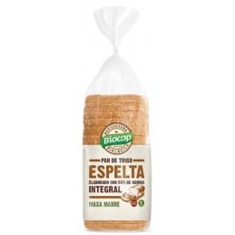 Pan Molde de Espelta...