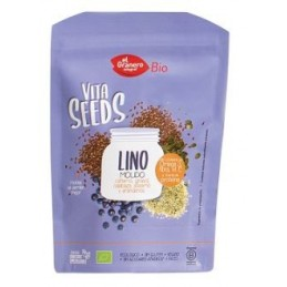 Vitaseeds Lino Molido,...