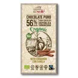 Chocolate Negro con Canela...
