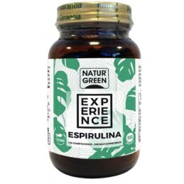 Espirulina Bio 180 comprimidos Naturgreen Experience