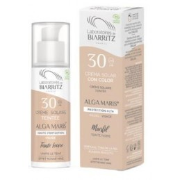 Crema Facial Color Marfil SPF30 50 ml Alga Maris