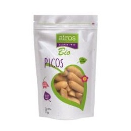 Picos sin gluten BIO 75 grs...