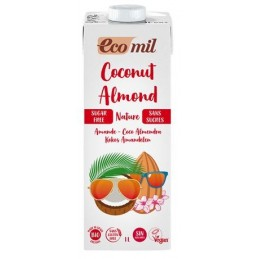Bebida de Coco y Almendras...