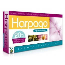 Harpago 40 cápsultas Tegor