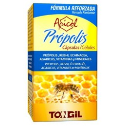 Apicol Própólis 40 cápsulas...
