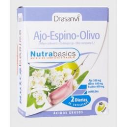 Ajo Espino Olivo 500 mg 60...