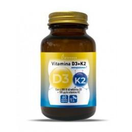 Vitamina D3+K2 60 cápsulas...
